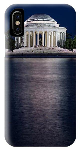 Jefferson Memorial Washington D C IPhone Case
