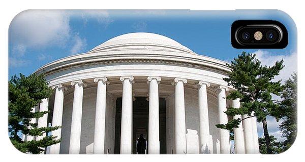 Jefferson Memorial, Washington, Dc Phone Case by Lee Foster