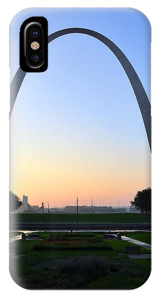 Jefferson National Expansion Memorial IPhone Case