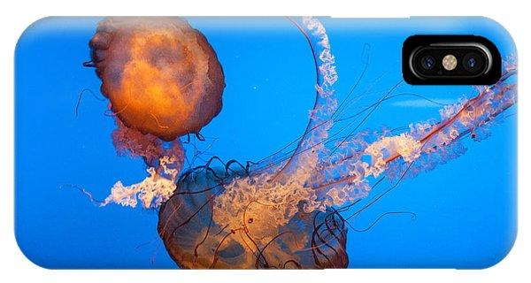 Jellyfish Dance IPhone Case