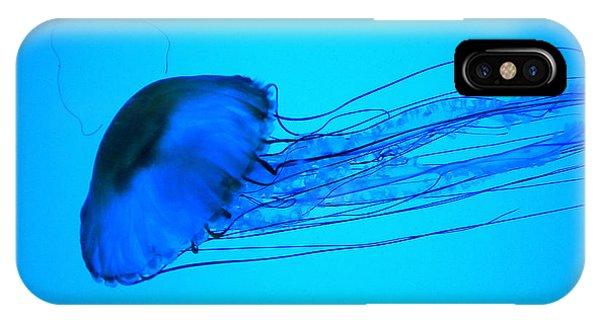 Jellyfish  Phone Case by Elizabeth Fredette