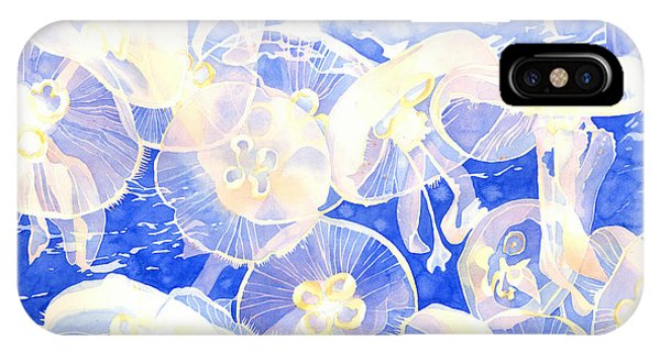 Jellyfish Jubilee IPhone Case