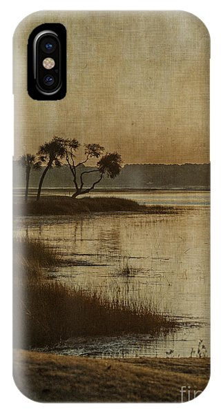 Jenkins Creek Dawn IPhone Case