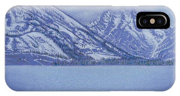 Jenny Lake - Grand Tetons IPhone Case