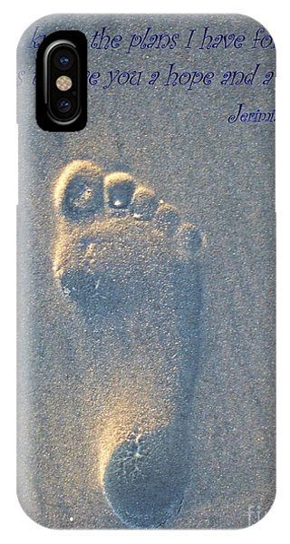 Jeremiah 29 IPhone Case