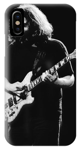 Jerry Garcia In Cheney 1978 IPhone Case