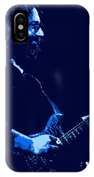 Jerry Happy At Winterland 2 IPhone Case