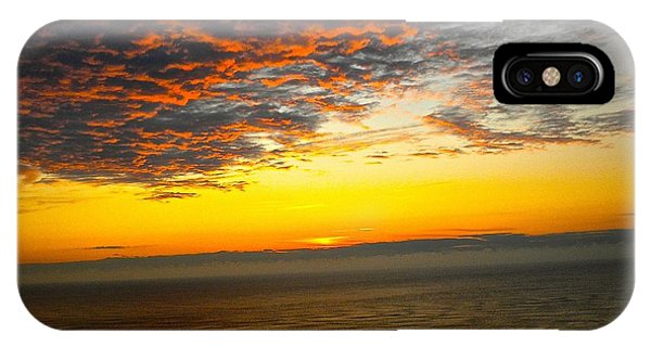 Jersey Morning Sky IPhone Case