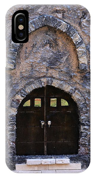 Jerusalem Doorway IPhone Case