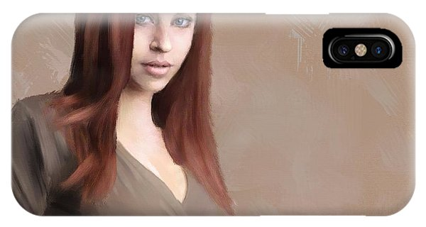 Jessica - February 2014 IPhone Case