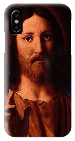 Jesus Christ IPhone Case