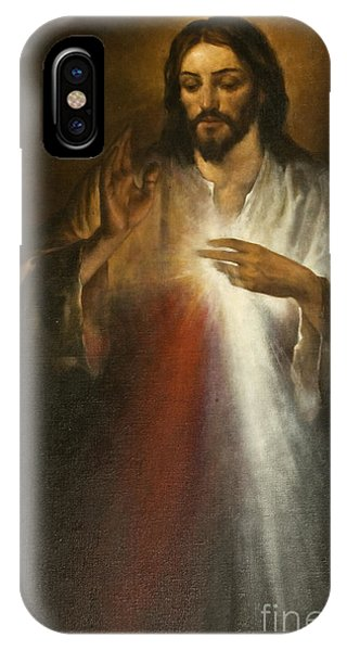 Jesus Of Divine Mercy IPhone Case