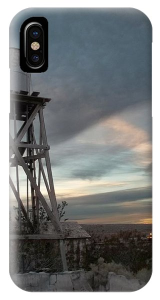 Jesus Saves Watertower - Route 66 IPhone Case