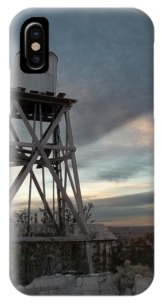 Jesus Saves Watertower - Route 66 IPhone Case