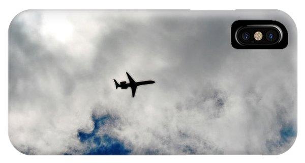 Jet Airplane IPhone Case