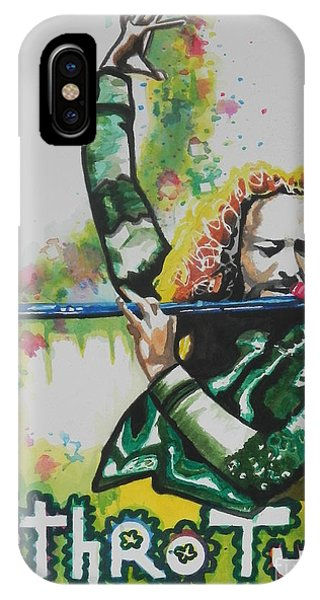 Jethro Tull IPhone Case
