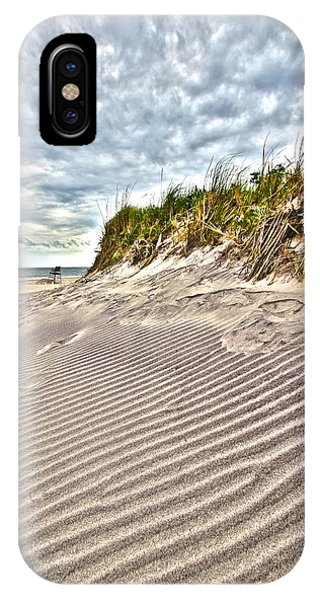 Jetty Four Dune Stripes IPhone Case