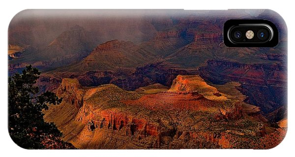 Jewel Of The Grand Canyon IPhone Case
