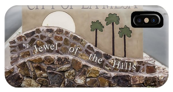 Jewel Of The Hills IPhone Case