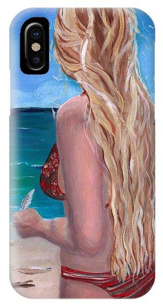 Jewel Of The Sea IPhone Case