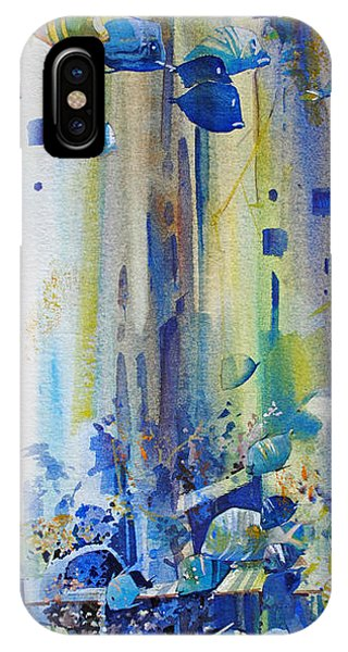 Jewels Of The Islands IPhone Case