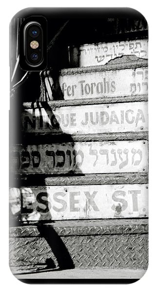 Jewish New York IPhone Case