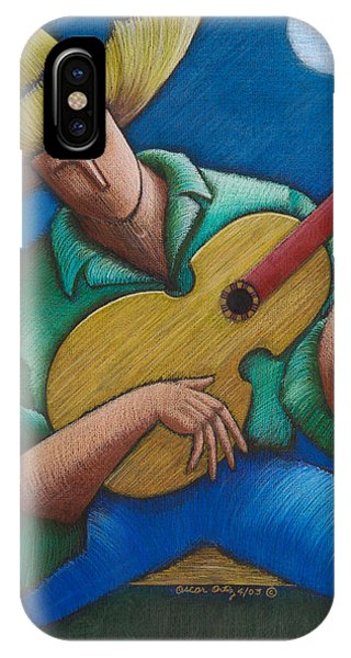 Jibaro Bajo La Luna IPhone Case