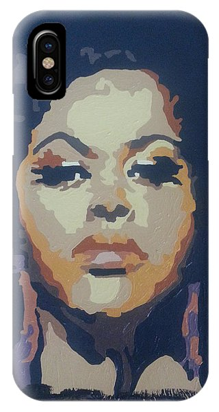 Jill Scott IPhone Case