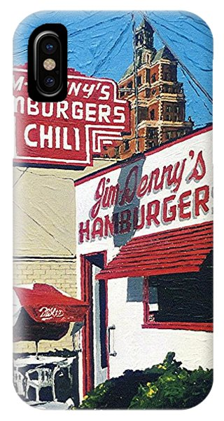 iPhone Case - Jim Denny's by Paul Guyer