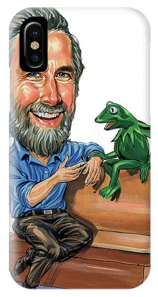 Jim Henson Phone Case by Art