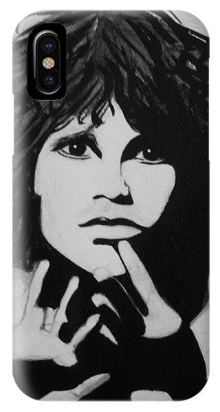 Jim Morrison IPhone Case