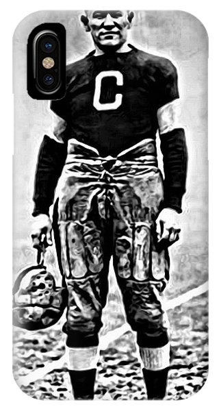 Jim Thorpe IPhone Case