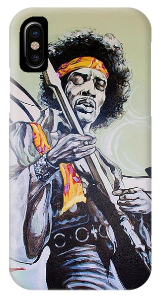 iPhone Case - Jimi by Rob Hans