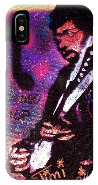 Mtv iPhone Case - Jimi's Voo Doo by Tony B Conscious