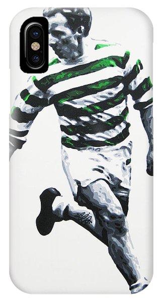 Jimmy Johnstone - Celtic Fc IPhone Case