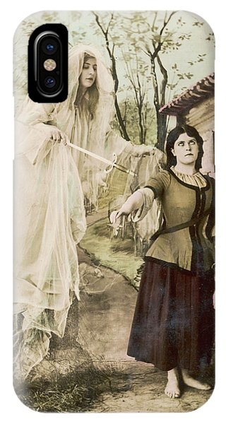 1431 iPhone Case - Joan Of Arc  French Heroine; Hears by Mary Evans Picture Library