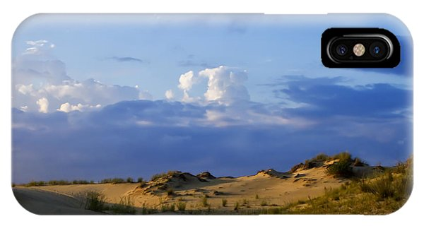Jockey's Ridge State Park IPhone Case