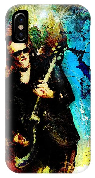 Joe Bonamassa Madness IPhone Case
