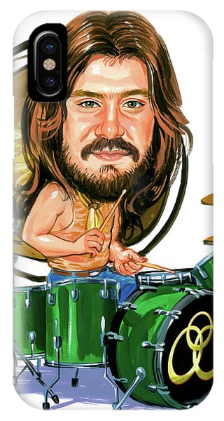 Superior iPhone Case - John Bonham by Art