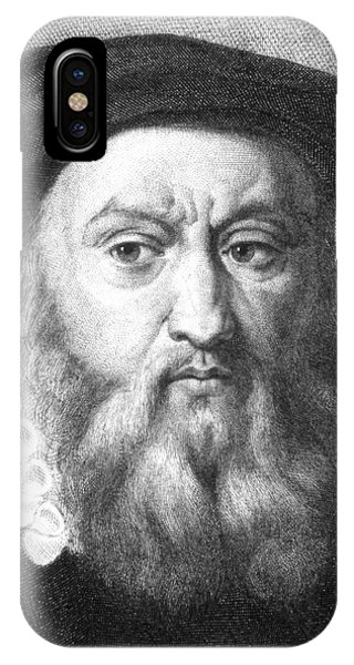 John Calvin IPhone Case
