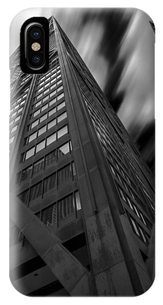 John Hancock Building 73a7300 IPhone Case