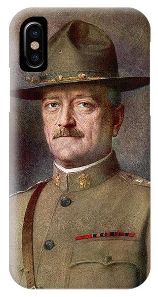 John Joseph Pershing    Nicknamed Black Phone Case by Mary Evans Picture Library