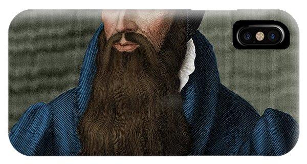 John Knox Phone Case by Maria Platt-evans