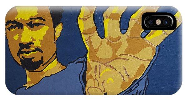 John Legend IPhone Case