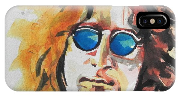 John Lennon 03 IPhone Case