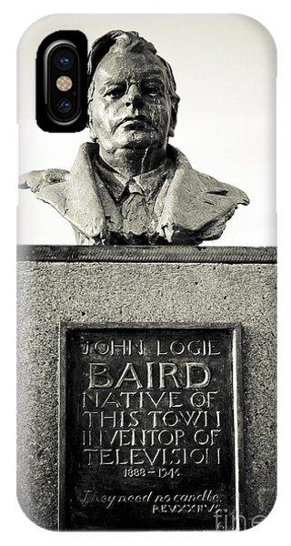 John Logie Baird Photograph By Alan Oliver