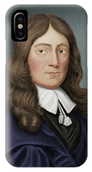 John Milton IPhone Case