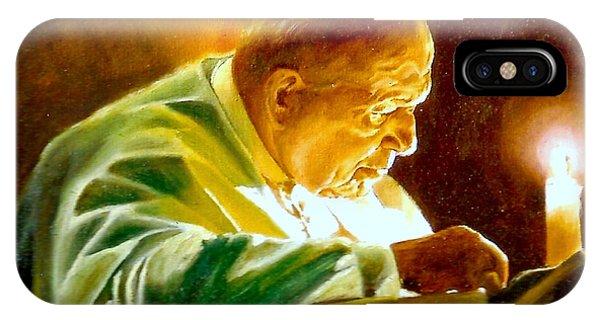 John Paul II IPhone Case