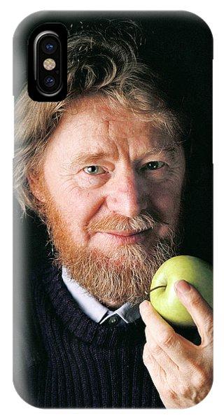 Psi iPhone Case - John Stewart Bell by Peter Menzel