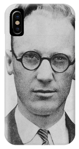 John Thomas Scopes  American Phone Case by Mary Evans Picture Library